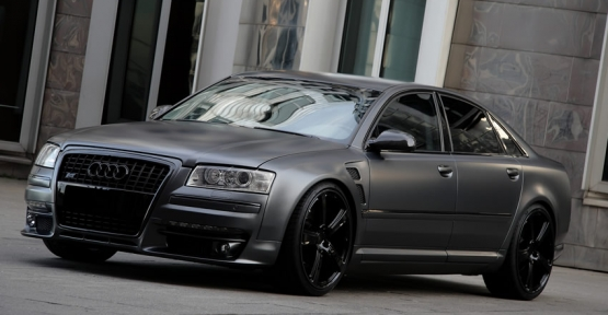 Anderson Germany Audi S8 Superior Grey Edition