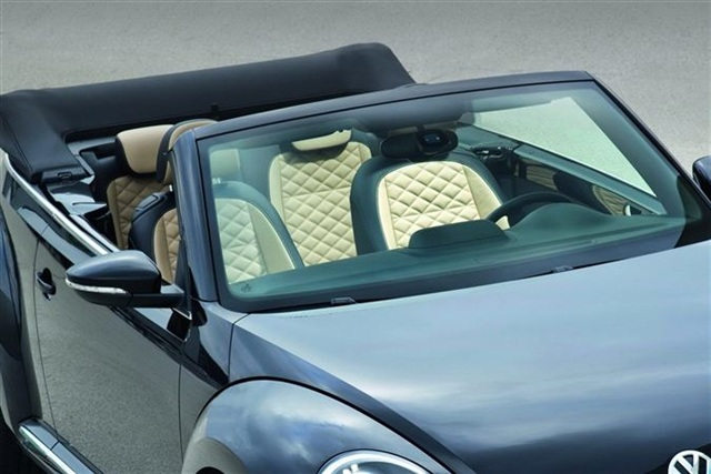 Volkswagen Beetle ve Cabriolet Edition Exclusive